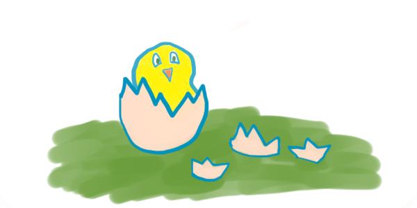 L'œuf Cui Cui